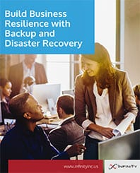 Backup Disaster Recovery Cover