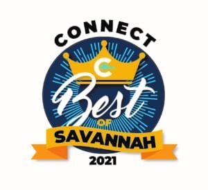 Best of Savannah 2021 Connect Savannah logo