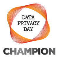 Data Privacy Day champion badge