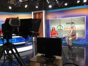 CEO Chuck Brown on WSAV technology news