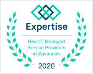 Expertise Best IT Managed Service Providers in Savannah 2020 award