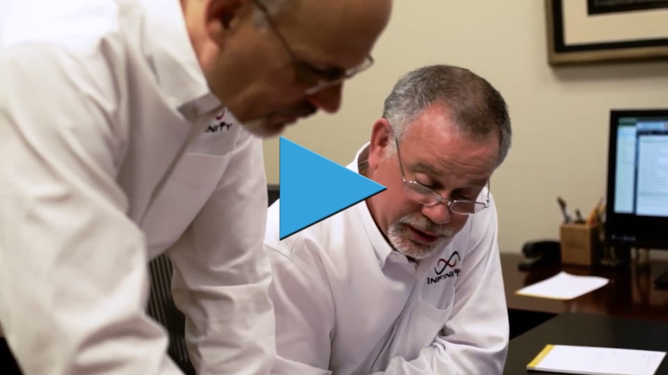 Infinity, Inc. owners Chuck and David Brown video