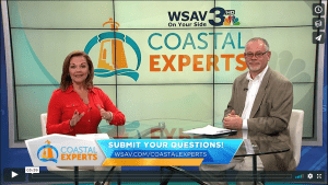 Chuck Brown on Coastal Experts April 2018