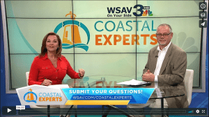 Chuck Brown on Coastal Experts April 27 2018