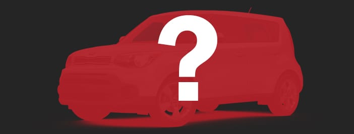 red mystery IT company car