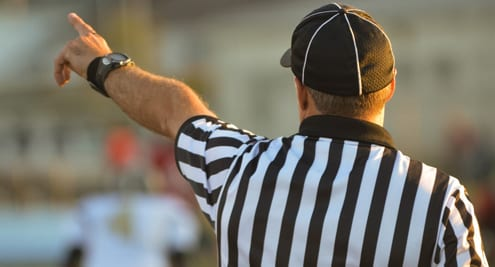 referee for business compliance