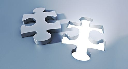puzzle piece choosing the best type it support for your business