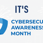 Cybersecurity Awareness Month 2020