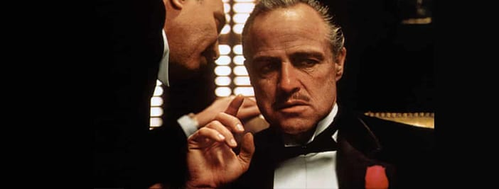 Godfather cybersecurity 1972 Paramount Pictures