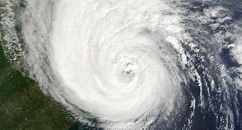 hurricane preparedness and evacuation planning in Savannah