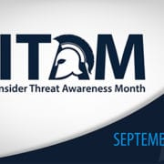 National Insider Threat Awareness Month 2020 logo