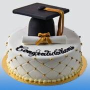 graduation cake for scholarship applications