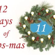 12 days of tips-mas wreath 11