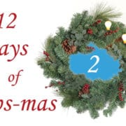 12 days of tips-mas wreath 2