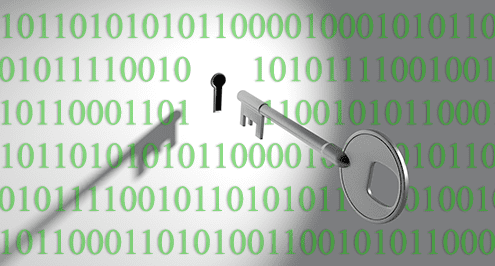 Unlocking Encryption key