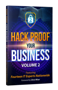 Hack Proof Your Business volume 2 book cover