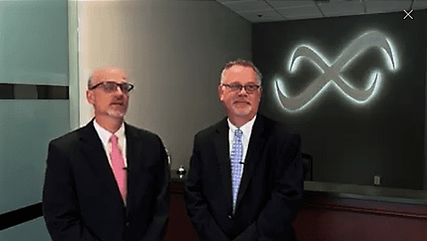 Chamber Small Business of the Year Award video with Chuck and David of Infinity, Inc.