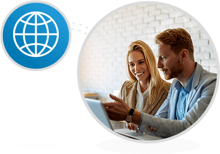 VoIP collaboration depicting community
