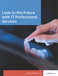 Look to the Future with IT Professional Services cover