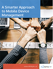 Smarter Approach to Mobile Device Management cover