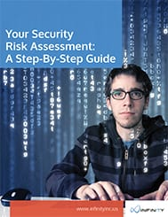 Your Security Risk Assessment: A Step by Step Guide cover