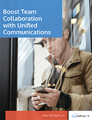 Boost Team Collaboration with Unified Communications cover